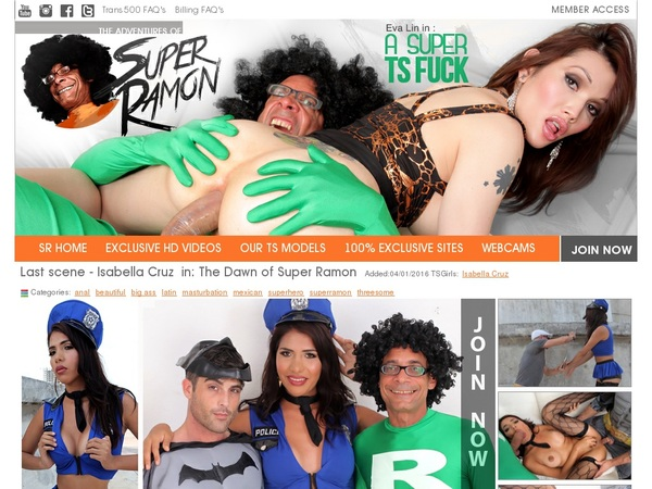 Make Super Ramon Account