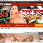 Megacockcravers.com Free Trials