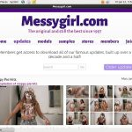 Messygirl Trial Membership Offer