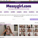 Messygirl Trial Membership Offer
