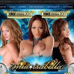 Mia Isabella With Canadian Dollars