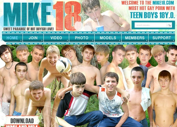 Mike18.com Ccbill Form