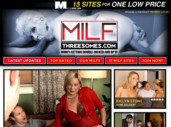Milfthreesomes.com Sign Up Form