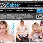 Milky Babes Kennwort