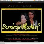 Mischief Bondage Day Trial