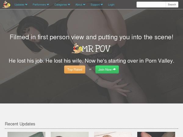 Mrpov.com Discount Setup