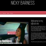 NICKY BARNESS Cargo Automático
