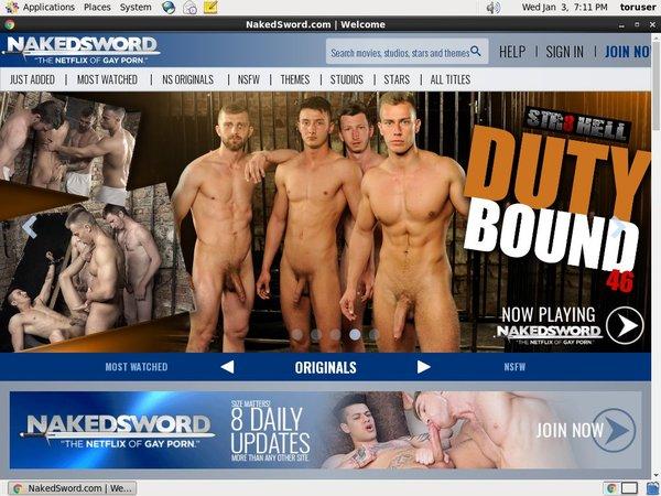 Nakedsword Discount Member