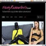 Nasty Rubber Girls Account Discount