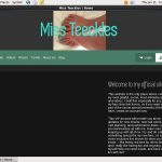 New Miss Teeckles Discount Deal