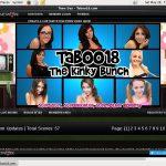 New Taboo 18 Porn