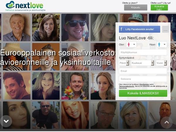 Nextlove.fi Password Accounts