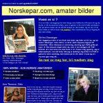Norskepar Lesbian