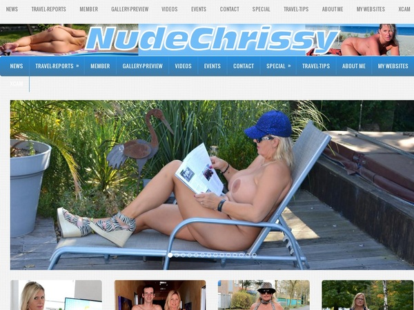 Nude Chrissy Cargo Automático