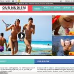 Ournudism.com Paypal Access
