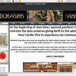 Pandorasims Contraseña Gratis