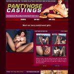 Pantyhose Castings Password Blog