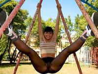 Pantyhosesports pantyhose aerobics
