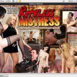 Password Free Ruthlessmistress