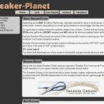 Paypal Sneaker-planet.com
