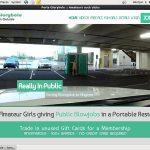 Porta Gloryhole User Pass