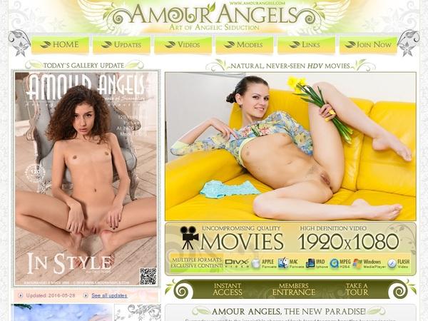 Premium Account For Amourangels.com