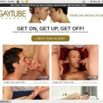Premium Account Gay Tube Channels