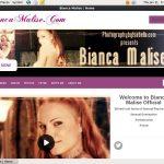 Premium Bianca Malise Accounts Free