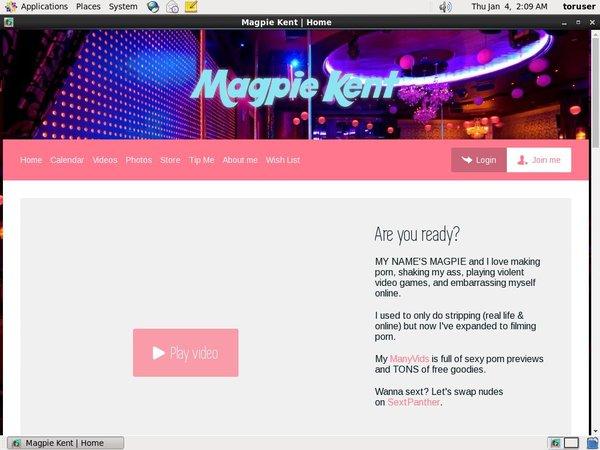 Premium Magpie Kent Site Rip