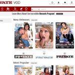 Private VOD Membership Plan