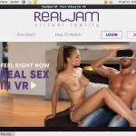 Real Jam VR Checkout Form