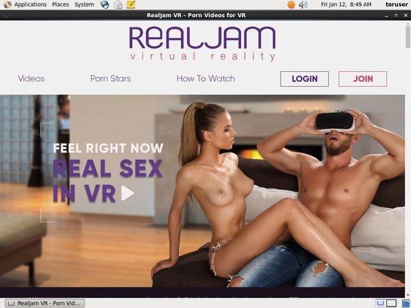 Real Jam VR Vk
