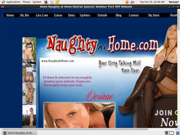 Register For Naughtyathome.com