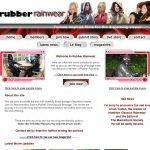 Rubber Rainwear Discount Payment