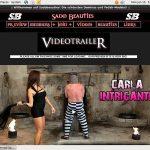 Sadobeauties.com Member Trial
