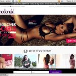Sarah Mcdonald Discount Signup