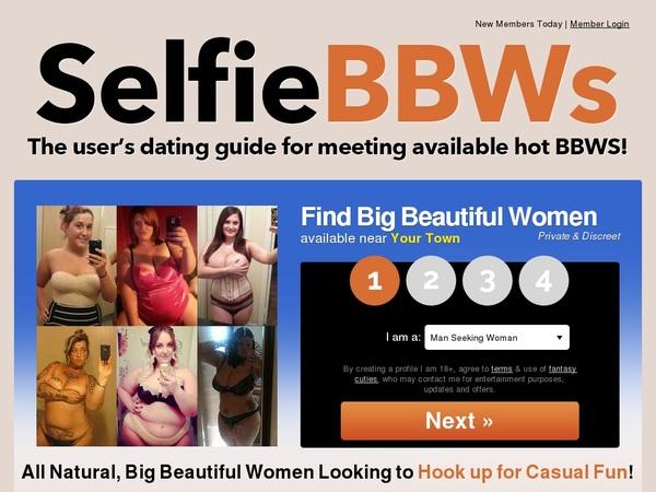 Selfie BBWs Full
