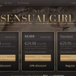Sensual Girl Discount Save