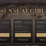 Sensualgirl New Account