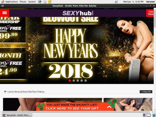 Sexyhub Discount Code
