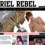 Signup Ariel Rebel Paypal
