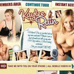 Signup Kaylee Rain Paypal