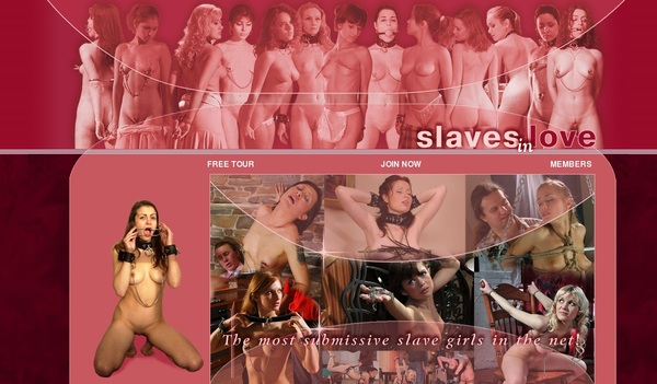 Slaves In Love Discount Monthly