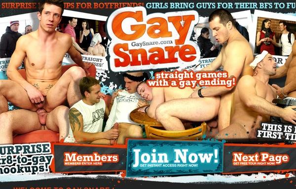 Snaregay Promo
