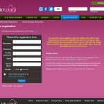 Soinluv Register Form