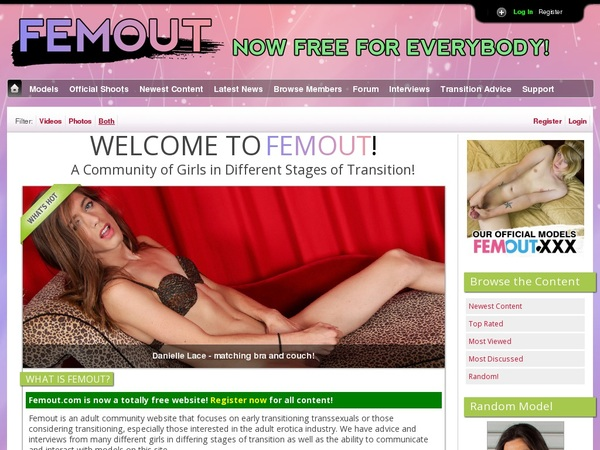 Subscribe To Femout