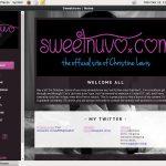 Sweetnuvo Credit Card