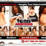 Teen Ambitions Pussy