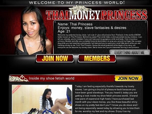 Thai Money Princess Photos