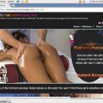 Thai Pussy Massage Deal